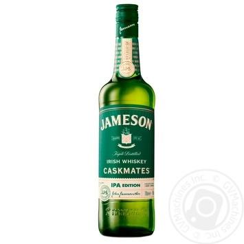 Виски Jameson Caskmates IPA 40% 0,7л - купить, цены на СитиМаркет - фото 1