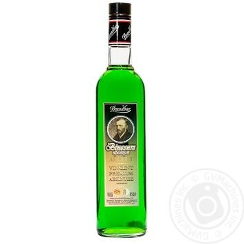 Абсент Vinsent преміум 70% 0,7л - купити, ціни на МегаМаркет - фото 1