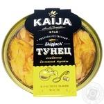 Тунец Kaija в растительном масле 160г