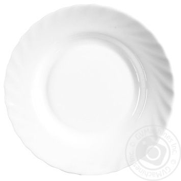 Luminarc Trianon stand plate 27cm - buy, prices for Metro - photo 3