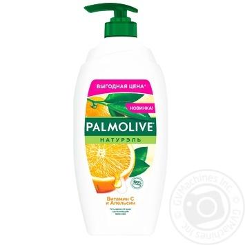 Гель для душа Palmolive с ароматом апельсина 750мл