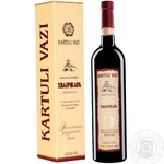 Вино Kartuli Vazi Хванчкара красное полусладкое 11% 0,75л
