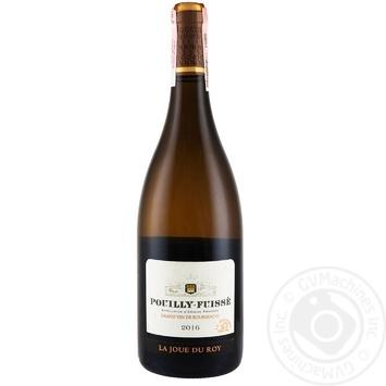 Вино La Joue du Roy Pouilly-Fuisse белое сухое 12,5% 0,75л