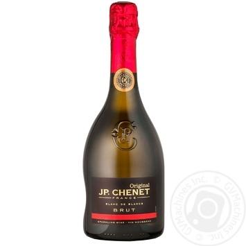 Вино игристое J.P.Chenet белое брют 0,75л