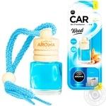 Aroma Car Wood  Aromatizer 6ml