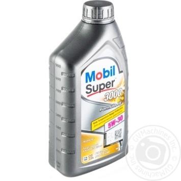 Масло моторное Mobile Super 3000 5W30 1л