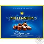 Цукерки шоколадні Millennium Elegance Асорті 270г