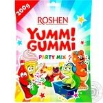 Roshen Yummi Gummi Party Mix jelly candy 200g