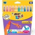 Фломастеры Bic Visa Aquarelle 10шт