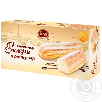 BKK French Eclairs - buy, prices for Vostorg - photo 2