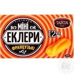Пирожные Tarta Эклер французский 144г - купити, ціни на Фуршет - фото 1