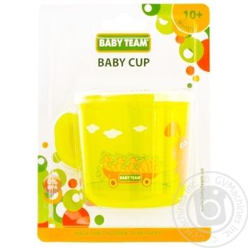 Чашка Baby Team детская 200мл