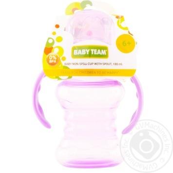 Baby Team Non-Shedding Drinking Bowl 350ml