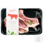 Стейк Глобино Рибай с говядины на кости порционный охлажденный
