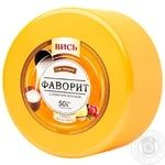 Vis Favorit 50% Cheese with Baked Milk by Weight