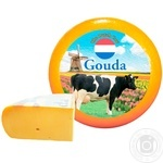 Сир Dutch Cow Гауда 45% ваговий