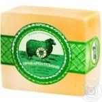 Сыр Клуб Сыра Прикарпатский с овечьим молоком 50% весовой