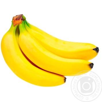 Банан весовой - купить, цены на Varus - фото 1