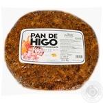 Хлеб De Juan Испанский инжирный с грецким орехом и шоколадом весовой