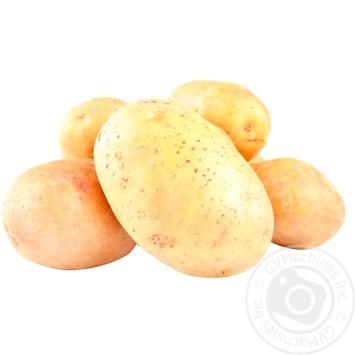 Картопля перший гатунок ваговий - купити, ціни на Varus - фото 1