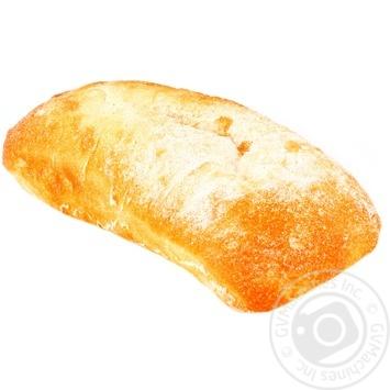 Хліб Чіабатта бездріжджова вагова - купити, ціни на Varus - фото 1
