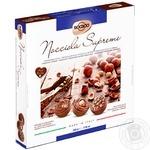 Цукерки Socado Nocciola Supreme з молочного та темного шоколаду 220г