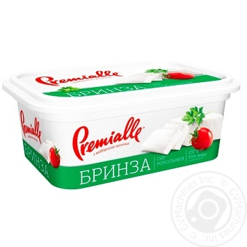 Bryndza cheese Premialle 35% 250g - buy, prices for Furshet - image 1