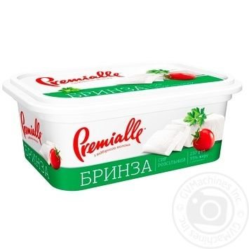 Premialle Bryndza Cheese 250g - buy, prices for Metro - image 1