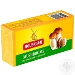 Сыр Molendam плавленый с грибами 70г