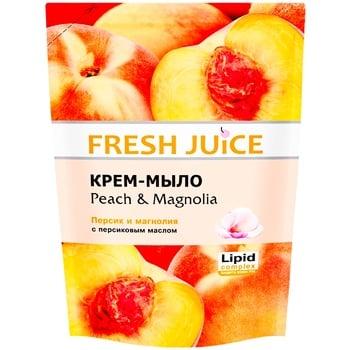 Fresh juice Liquid soap peach magnolia do-pack 460ml