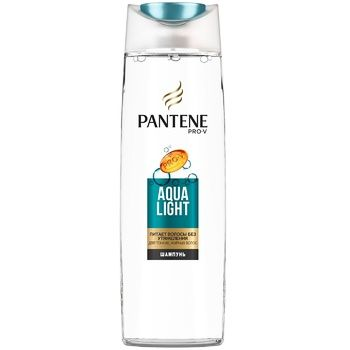 Pantene Pro-V Aqua Light Shampoo 400ml - buy, prices for Novus - image 3