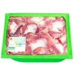 Желудок Наша Ряба цыпленка-бройлера охлажденный вакуумная упаковка 650г