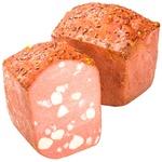 Yatran smoked-boiled bread is meat