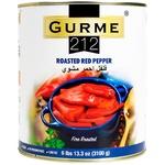 Перец Gurme 212 красный жаренный 3кг