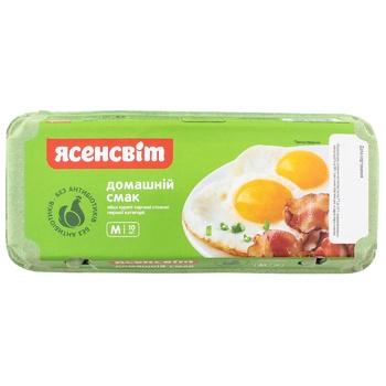 Yasensvit Domashniy Smak chicken eggs C1 10pcs