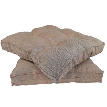 Подушка для стула Provence Camel 40х40см