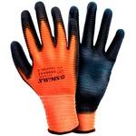 Перчатки Sigma трикотажные с ПУ покрытием