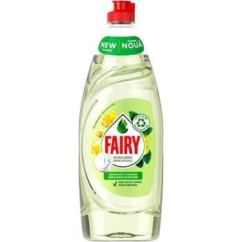 Средство для мытья посуды Fairy Бергамот и Имбирь 650мл - купить, цены на МегаМаркет - фото 1