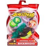 Screechers Wild S2 L1 Toy Sharkoid Transformer Machine
