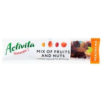 Смесь Activita из орехов и фруктов 30г - купить, цены на Фуршет - фото 1