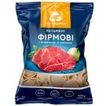 Three Bears Frozen Dumplings With Pork And Beef Meat 800g - buy, prices for Furshet - image 1