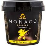 Try vedmedi Monaco Dessert Ice-cream with vanilla flavour 70g