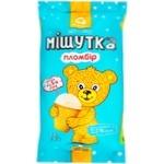 Морозиво Три ведмеді Мішутка пломбір у вафельному стаканчику 70г