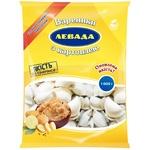 Вареники Левада з картоплею заморожені 1кг Україна