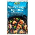 Lilly with quinoa frozen king shrimp 800g