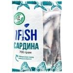 Sardines Fresh-frozen  700g