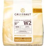 Шоколад Callebaut белый 400г