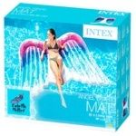 Intex mattress is inflatable Angel's wings 251*160cm