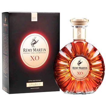 Remy Martin X.O Cognac 40% 0,7l In Box - buy, prices for Novus - image 1