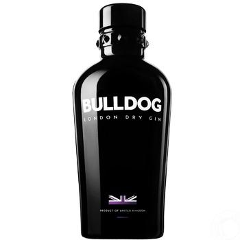 Джин Bulldog London Dry Gin 40% 0,7л - купити, ціни на CітіМаркет - фото 1